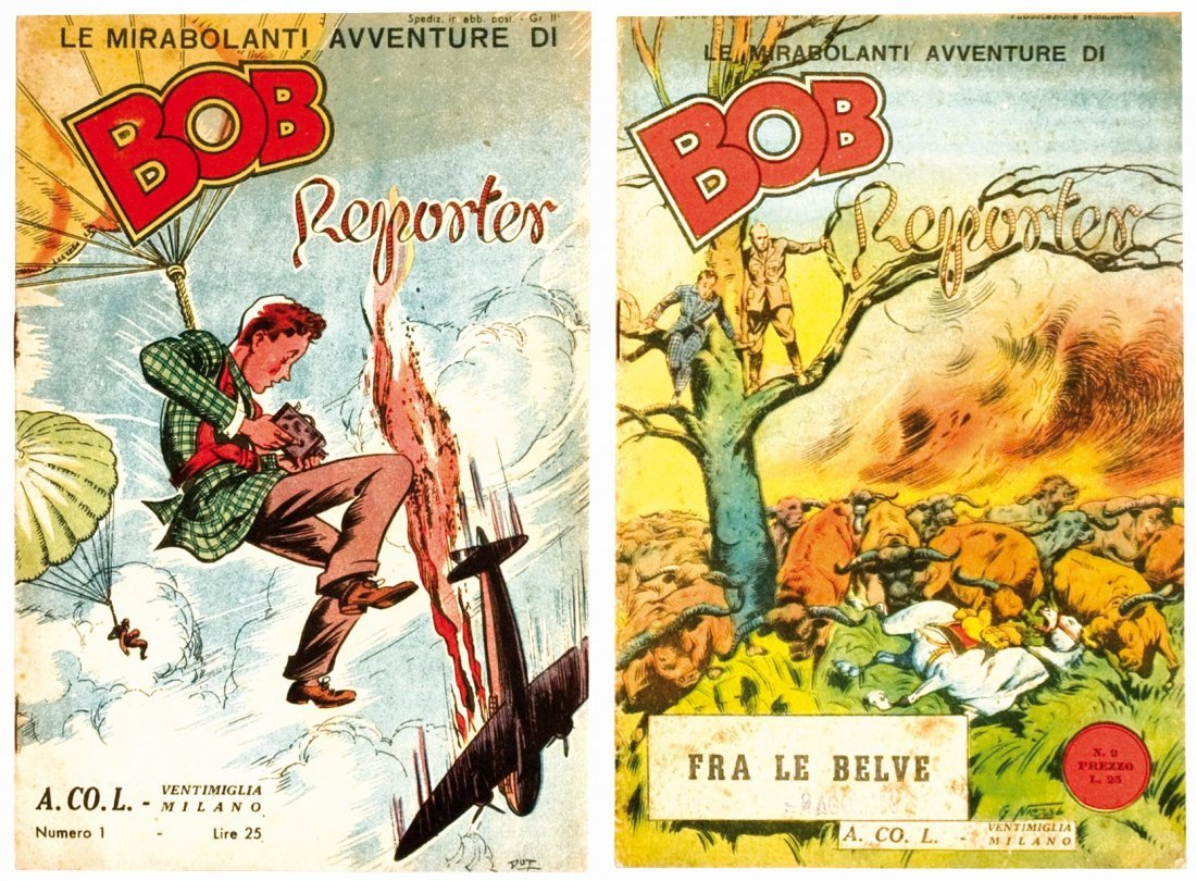 Bob Reporter - Giovedì
