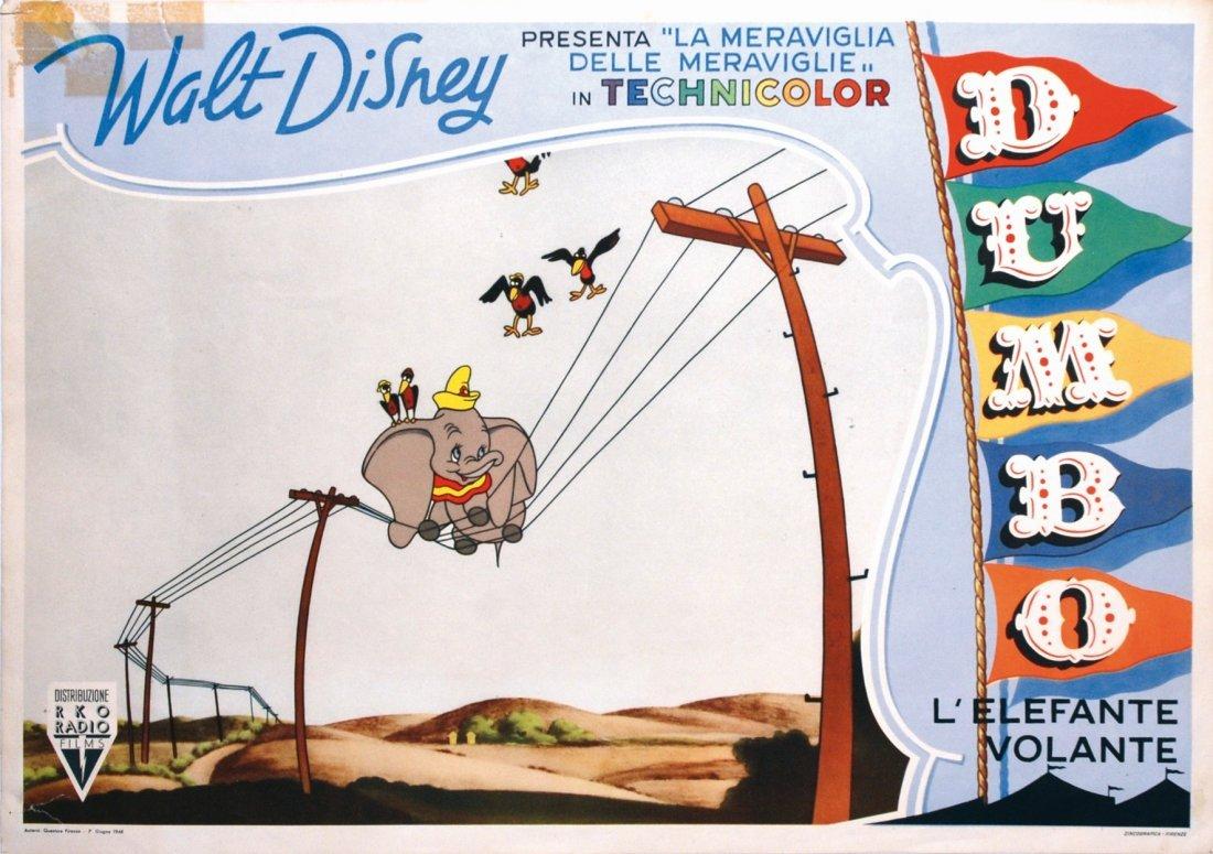 Dumbo L'Elefante Volante