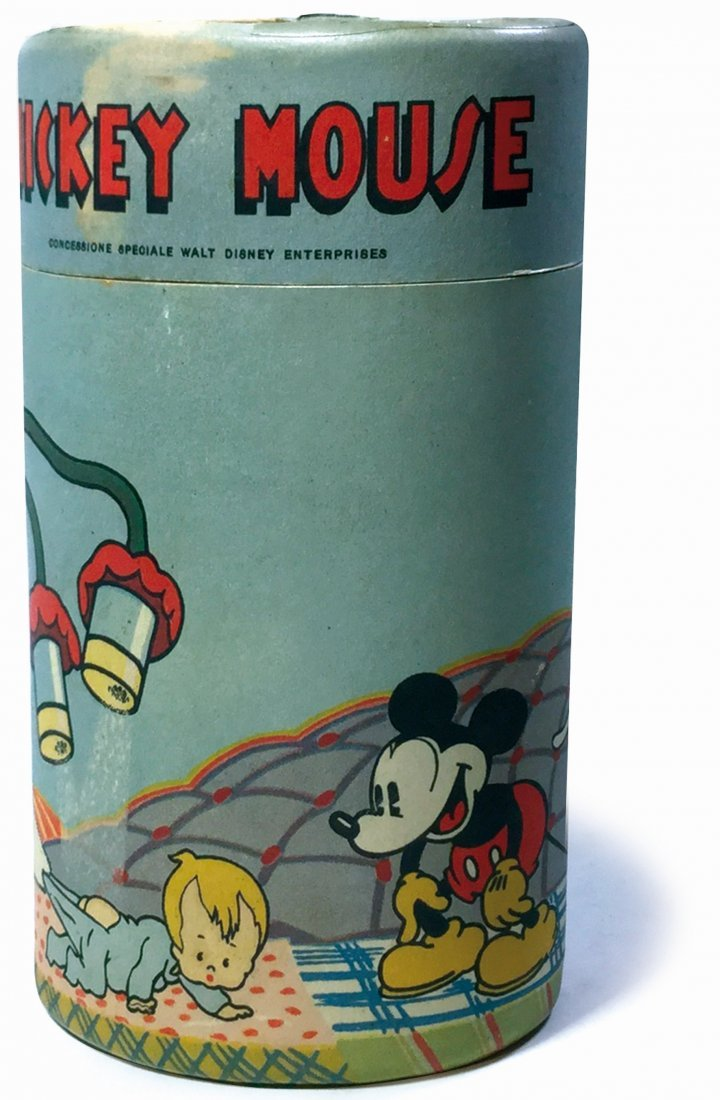 Mickey Mouse Talco borato