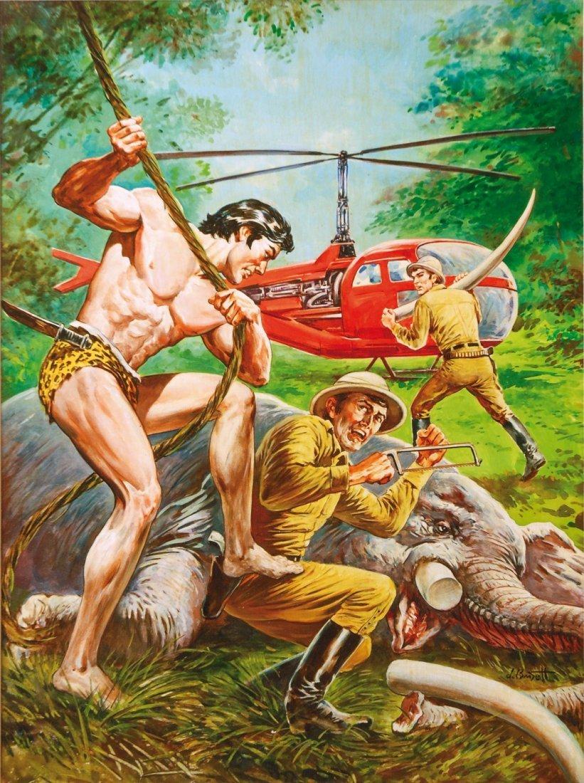 Dino Busett Tarzan