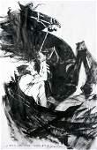 Bill Sienkiewicz Batman Dark Knight: The Master Race