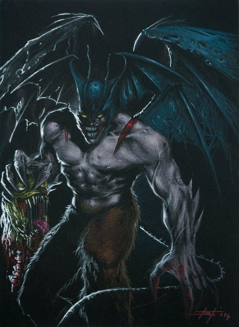 Luca Strati Devilman (Debiruman)
