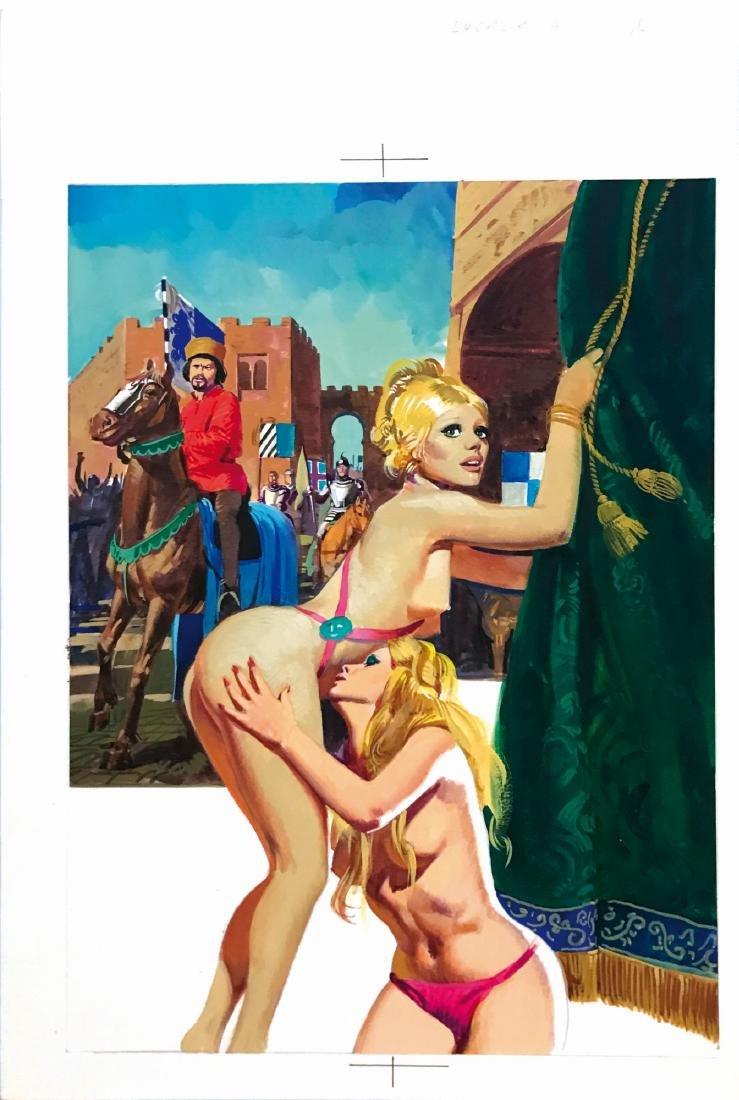 Nicola Del Principe Lucrezia: La Contessa Corrotta