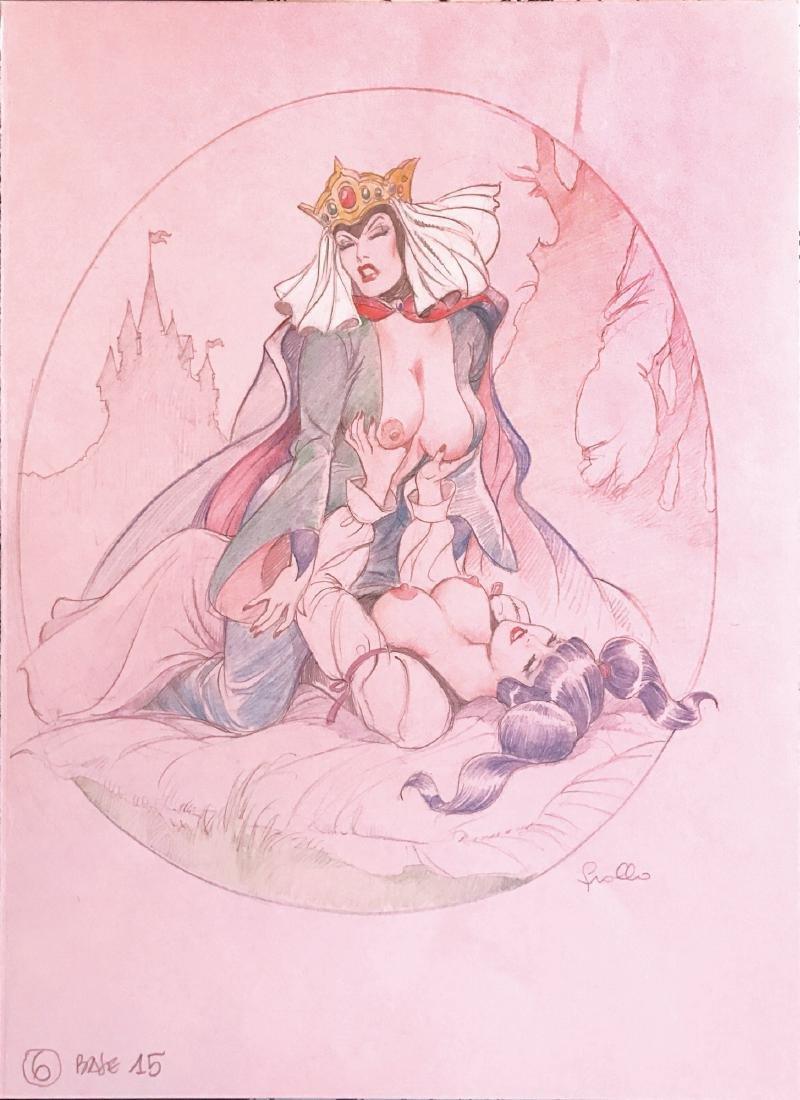 Leone Frollo Biancaneve