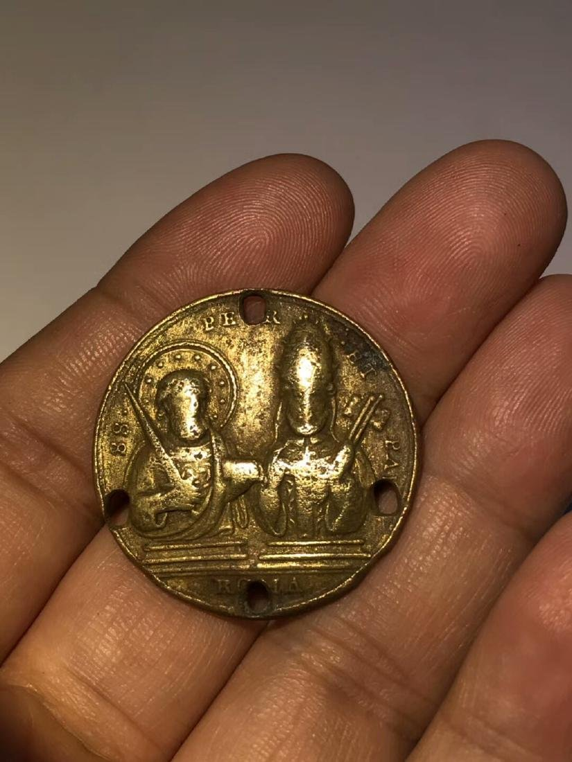 One Old Gold Coin - 2