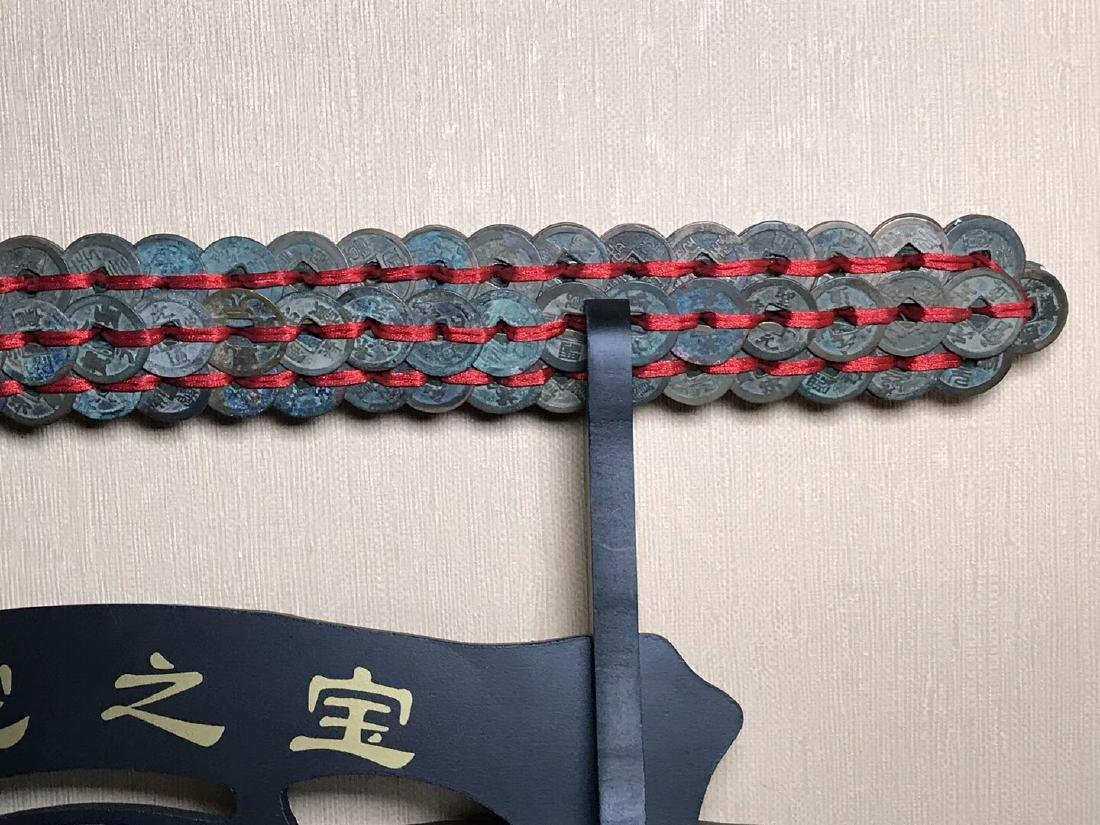 One Song Dynasty Bronze Coins Sword - 5