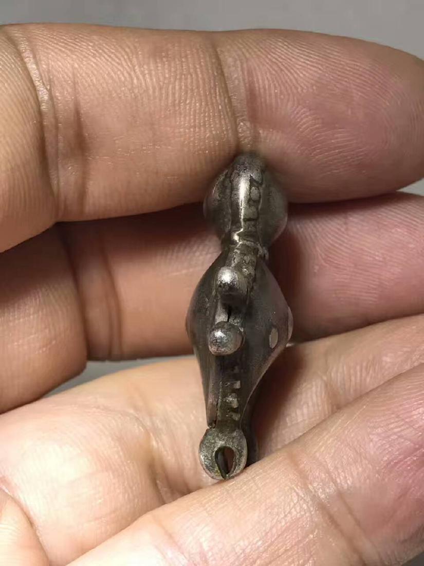 Ming Dynasty Tibetan Gibeon Meteorite - 8