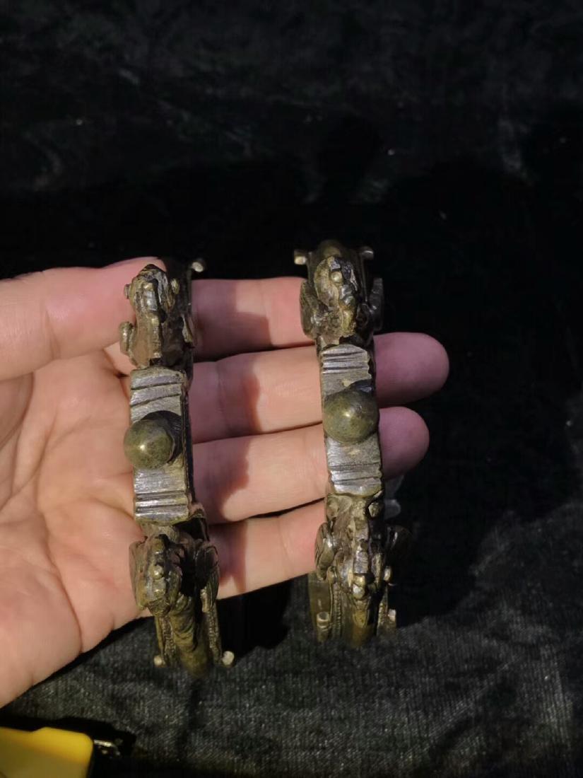 Ming Alloy Copper Atirrup - 5