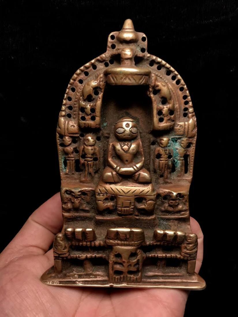 17th Century Indian Style Buddha - 2