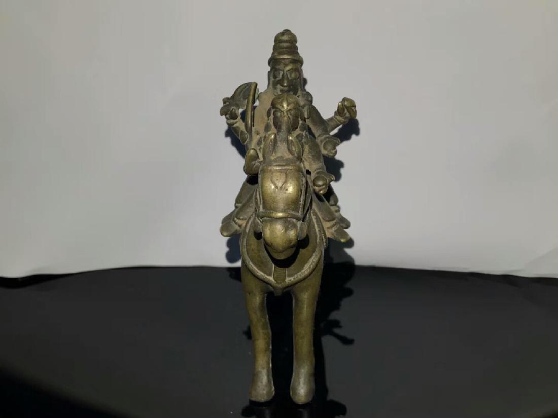 18th Century Nepal Statue