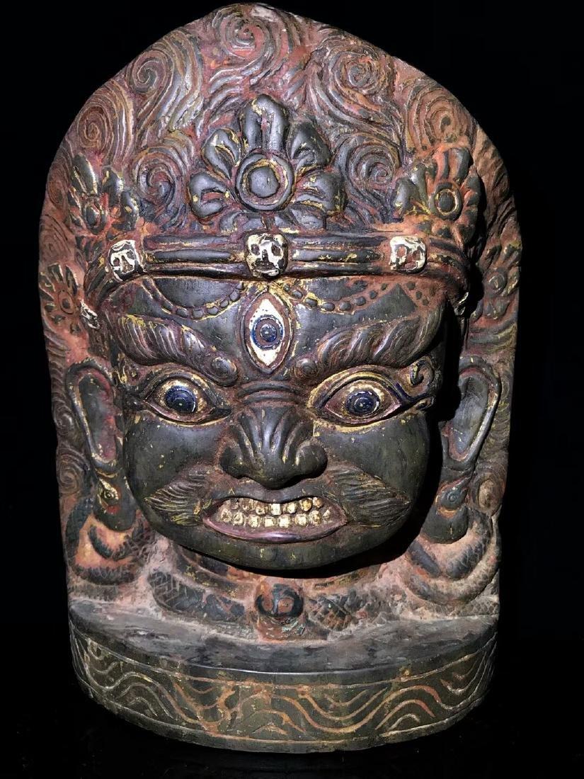 17th Century Tibetan Big Mahagala