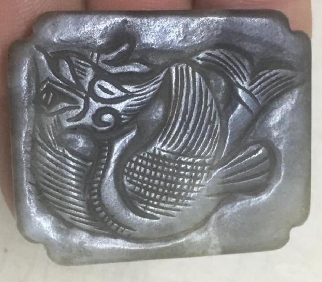 Song Dynasty Jade Plate