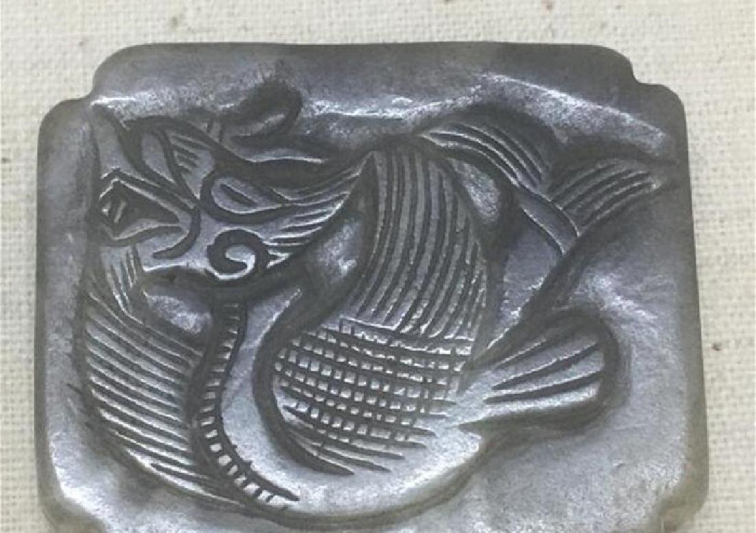 Song Dynasty Jade Plate - 2