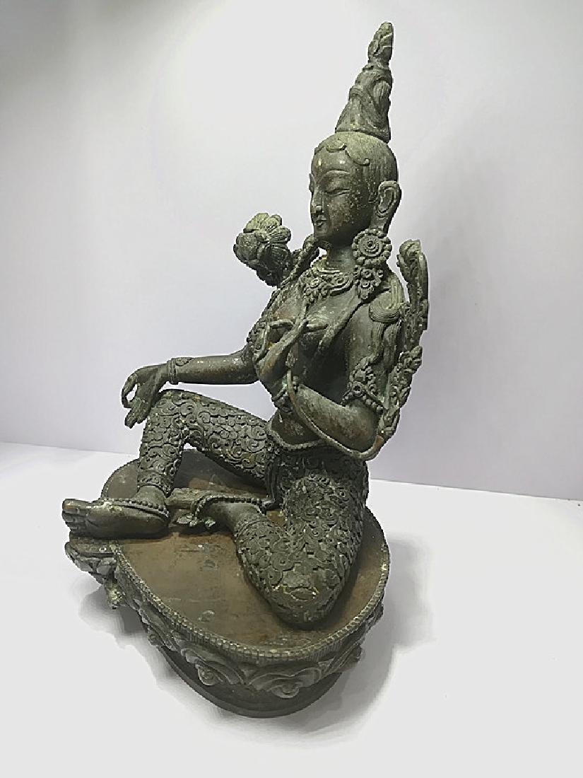 One Beautiful Tibetan Green Tara - 3