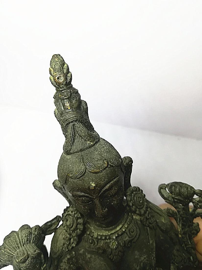 One Beautiful Tibetan Green Tara - 7