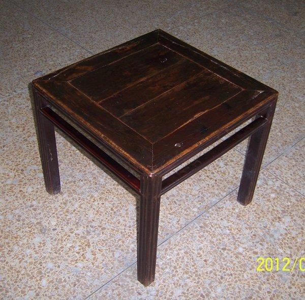 14: Ming Dynasty Antique Zen Stool
