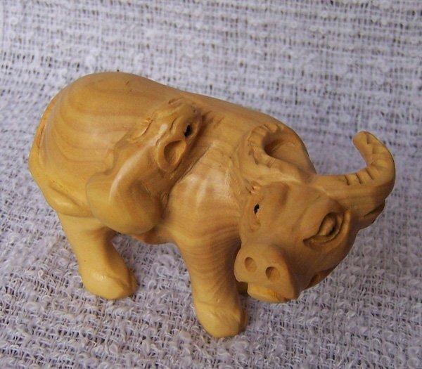 1: Boxwood Hand Piece