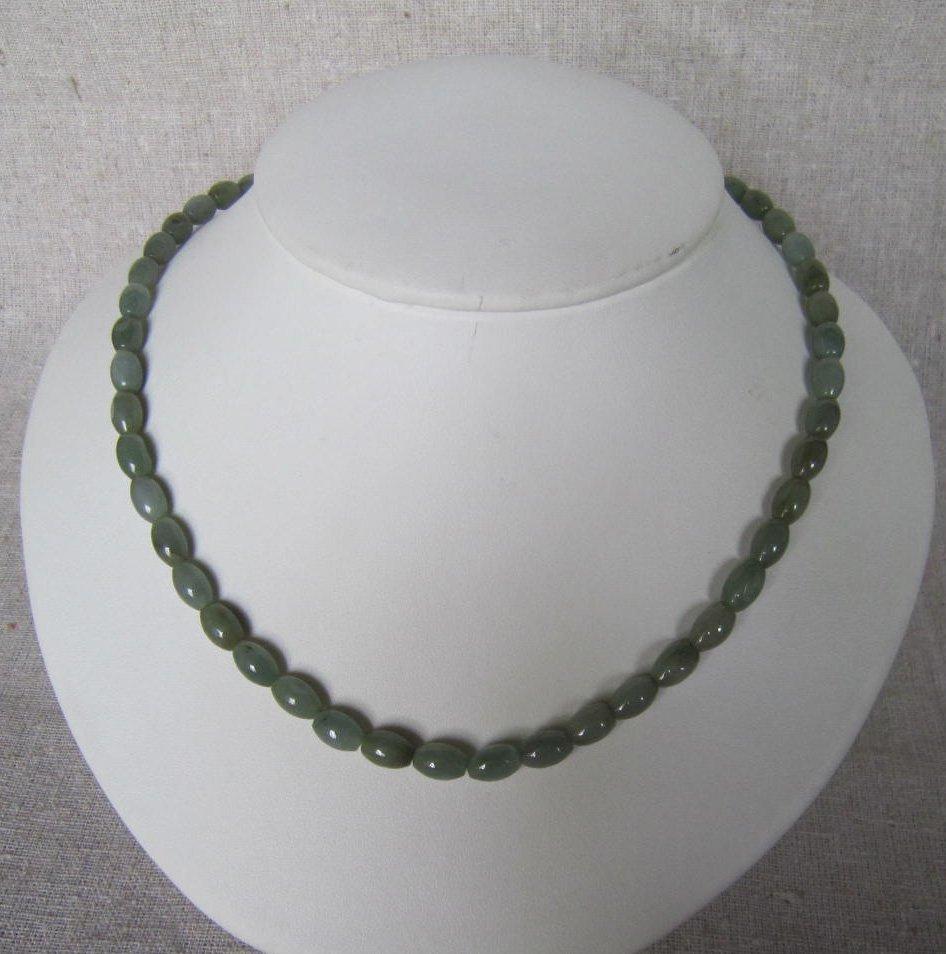Jadeite beads Necklace