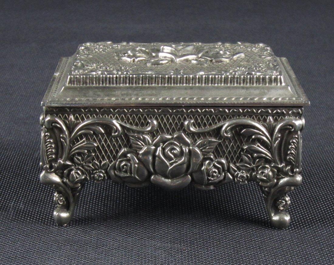 Very Nice Silver Box