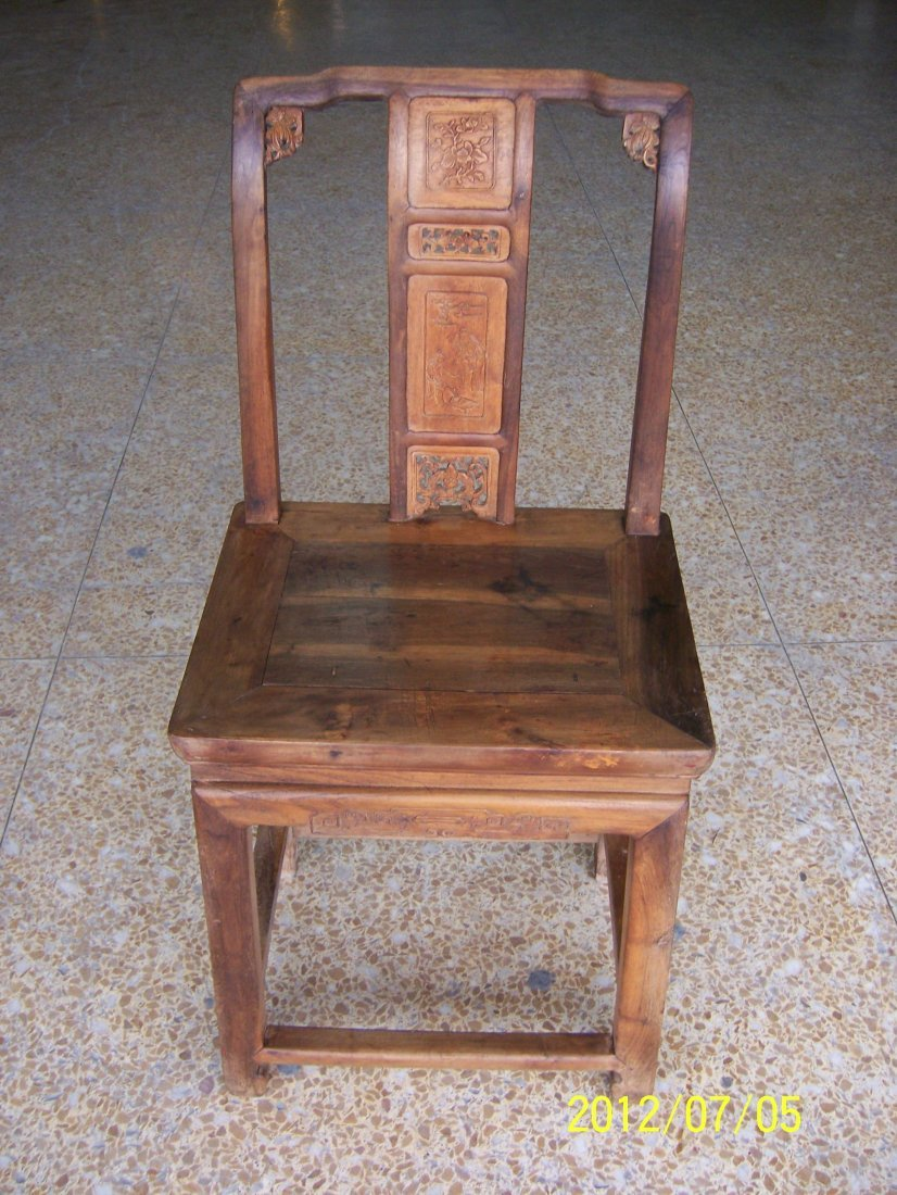 Antique Lady Chair