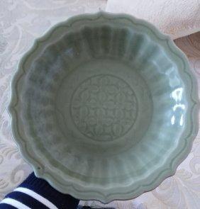 A Nice Chinese Longquan Kiln Plate