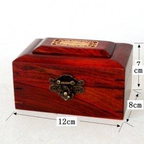 A Nice Redwood Gift Box