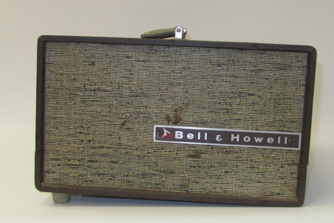 Vintage Bell & Howell Slide Projector