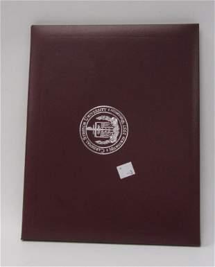 Cardinal Stritch University Diploma Holder
