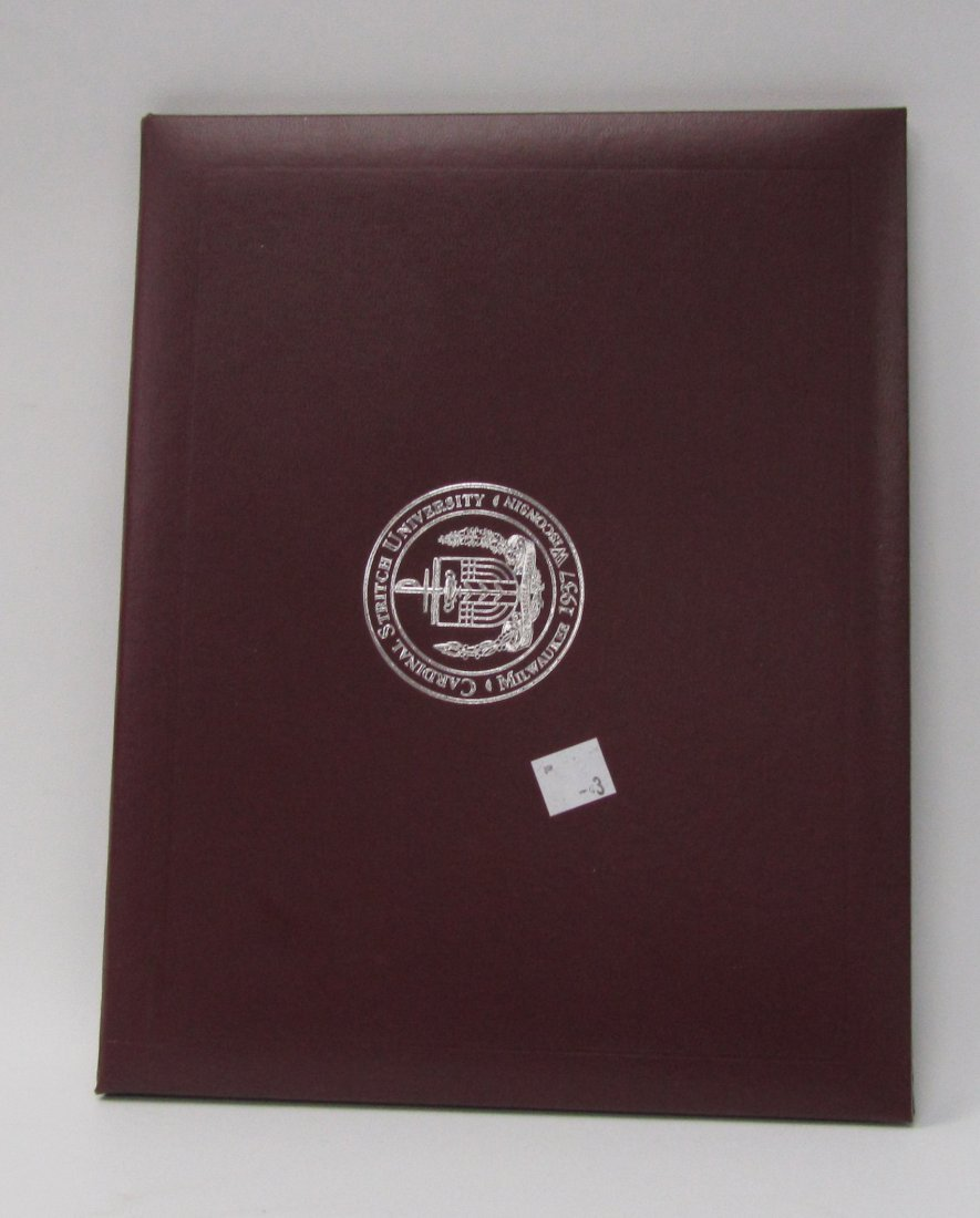 3: Cardinal Stritch University Diploma Holder