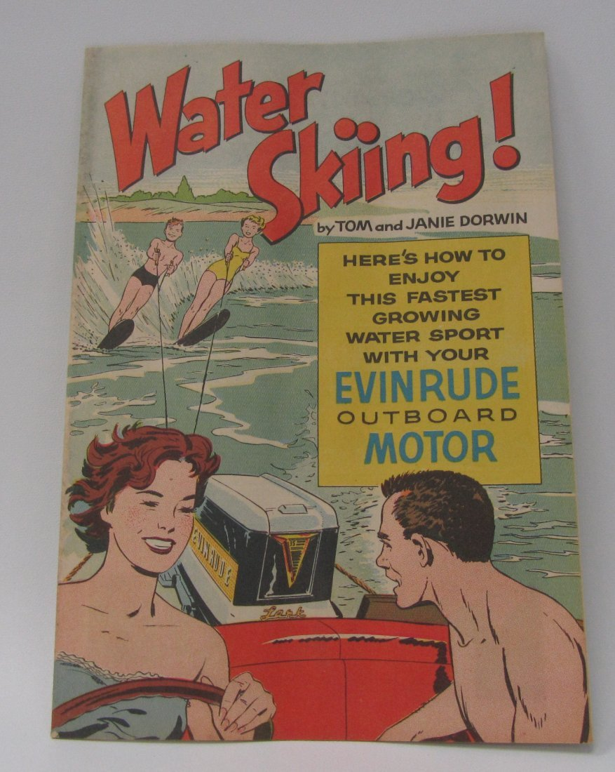 4: 1959 Water Skiing by Tom & Janie Dorwin
