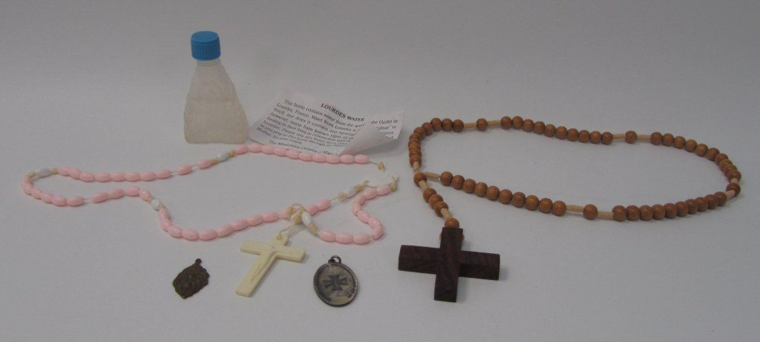Misc Beaded Rosaries'