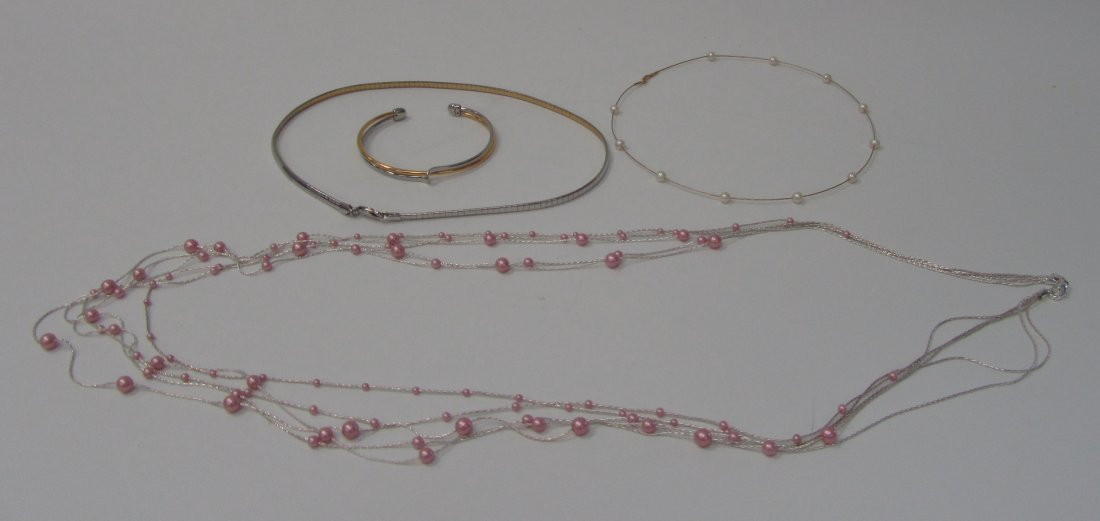 15: Misc Necklaces and Bracelet
