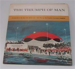 The Triumph Of Man, 1964-1965 Worlds Fair LP