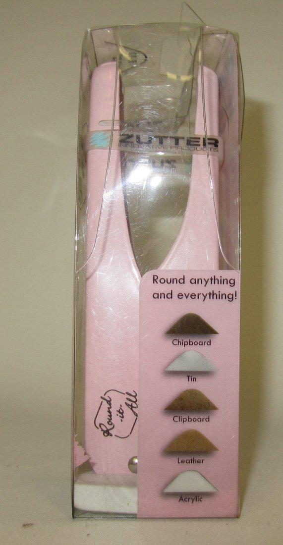 Zutter Round It All, Corner Rounder - New - 2