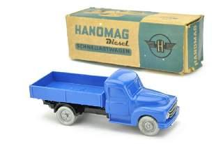 Hanomag L 28, ultramarin/schwarz (im Ork)