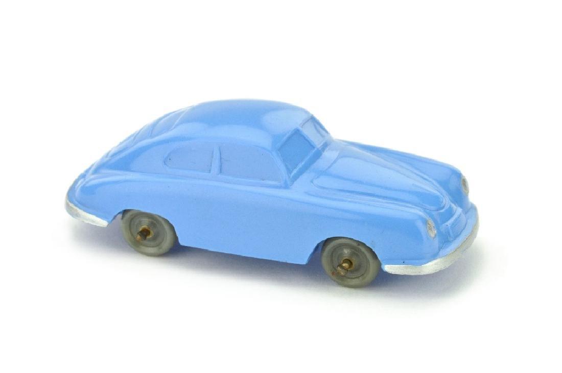 Porsche 356 (Typ 1), signalblau