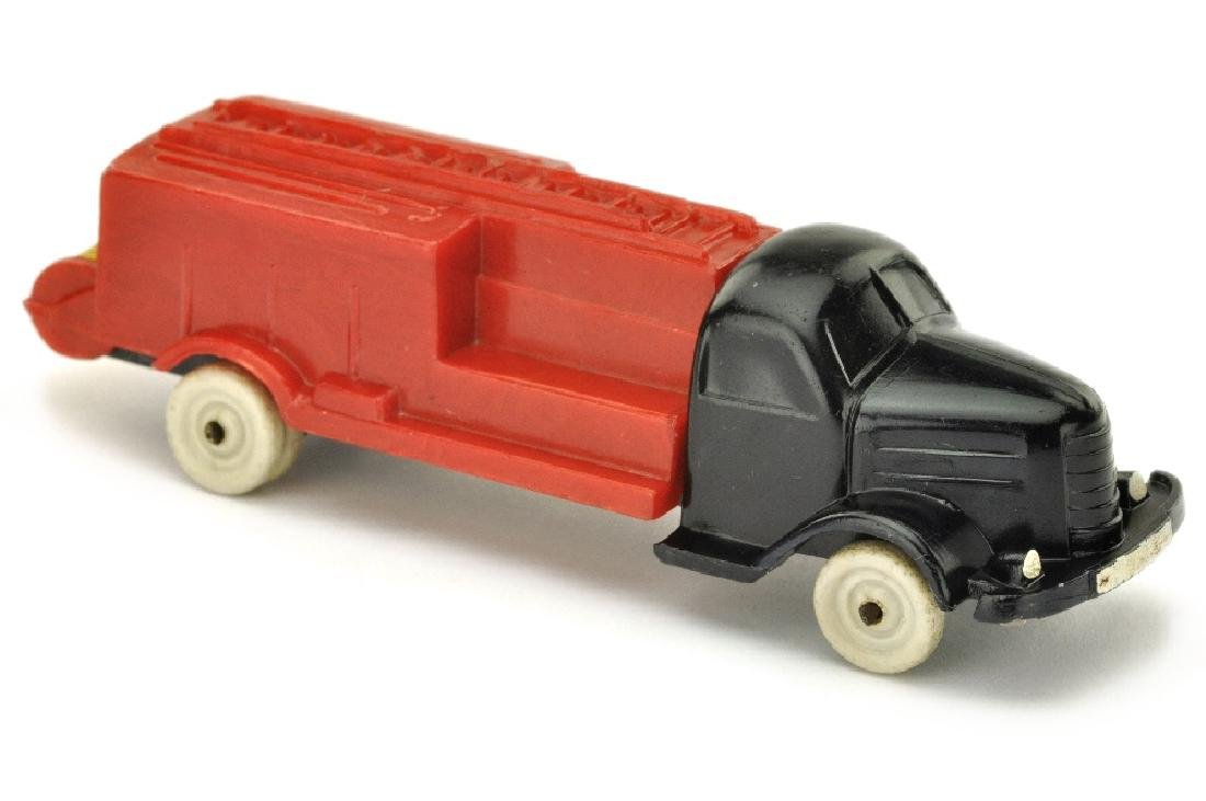 Spritzenwagen Dodge, schwarz/misch-rot