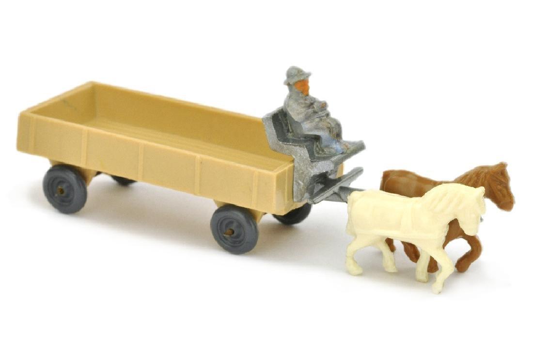 Pferdewagen (Typ 2), beige