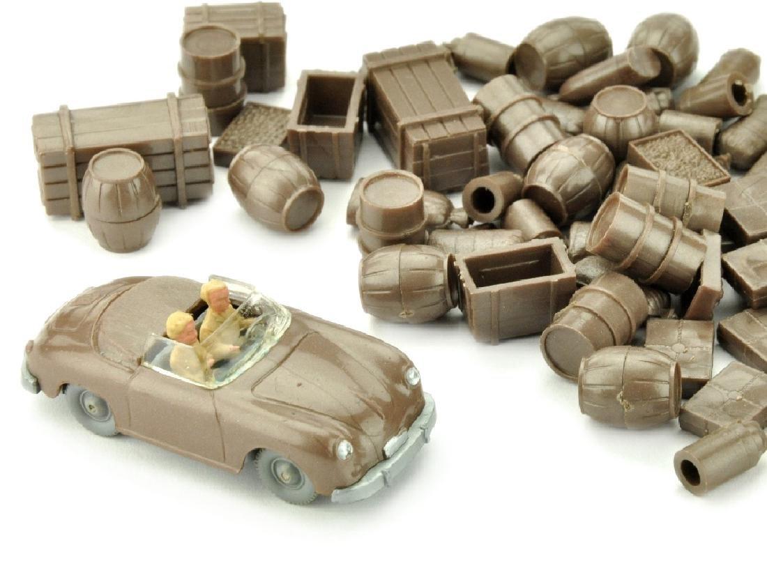 Porsche 356 Cabrio, braunmetallic - 4
