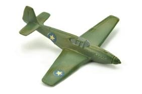 "Flugzeug USA 14 ""Mustang"" (tarnlackiert)"