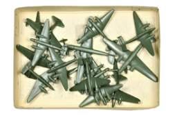Konvolut 17 Flugzeuge Dr Grope