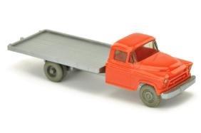 Chevrolet Flachpritsche, orangerot