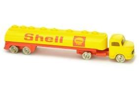 Lego - Shell-Tanksattelzug MB 1413