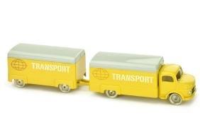 Lego - Kofferzug MB 1413, gelb