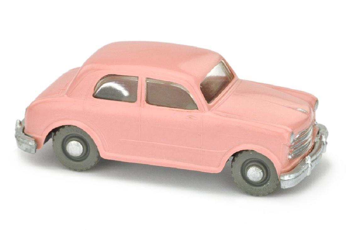 SIKU - (V 34) NSU-Fiat, hellrosa (2.Wahl)