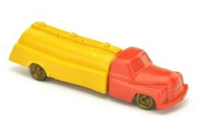 PILOT - Tankwagen GMC, rot/gelb/himmelblau