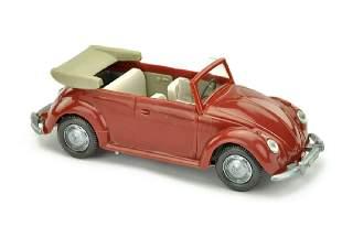 VW Kaefer Cabrio Typ 2 weinrot