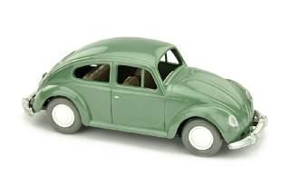 VW Kaefer Typ 2 dunkelresedagruen kleine HS