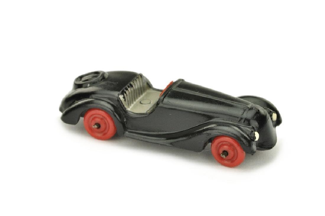 Sportzweisitzer, schwarz (Raeder rot)