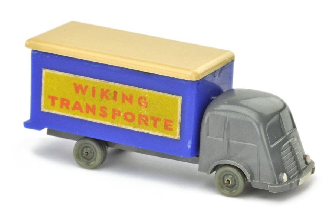 Koffer-LKW Fiat Wiking Transporte